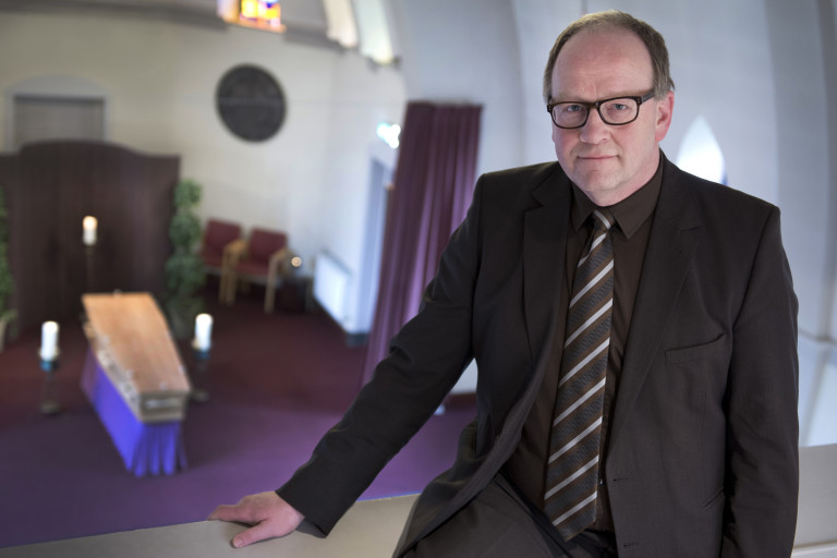 Edwin van de Kerkhof Uitvaartzorg