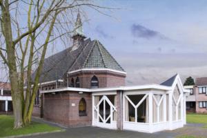 Rouwcentrum Damiaanhuis Alphonsus Mierlo-hout 't Hout Helmond opbaren uitvaart
